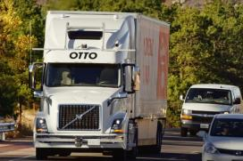 Uber's Self-Driving Truck's First Mission Delivers 50,000 Cans of Budweiser