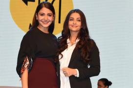 Jio MAMI 2016: When Aishwarya Rai Made Newcomer Anushka Sharma Feel at Home