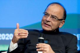 India's GDP to Expand at 7.5% in 2017-18, Says Finance Minister Arun Jaitley