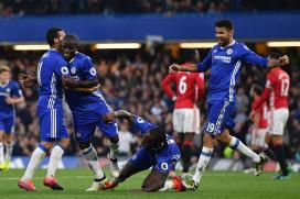 Chelsea Humiliate Mourinho on Stamford Bridge Return With a 4-0 Win