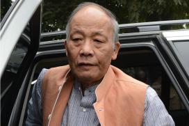 Manipur CM Okram Ibobi Singh Escapes Unhurt as Suspected Terrorists Open Fire