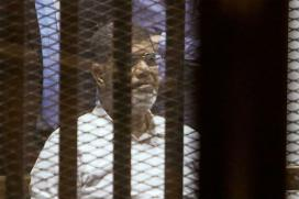 Egyptian Court Confirms Morsi's 20-Year Prison Sentence