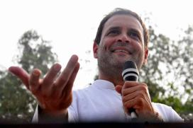 Time for Rahul Gandhi to Take Over as Congress Chief: Narayanasamy