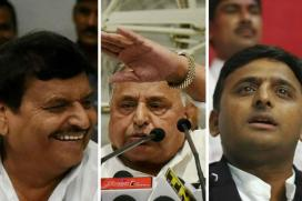 Samajwadi Party Live: Mulayam Singh 'Ready In Principle' to Ally With Congress-RLD, Hints Shivpal