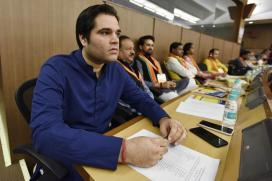 Rohith Vemula's Suicide Letter Made me Cry: Varun Gandhi