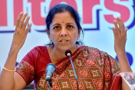 Crackdown Only Against Illegal Slaughter Houses in UP: Nirmala Sitharaman