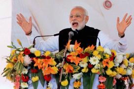 Parivartan Rally: PM Narendra Modi to Address Public in Moradabad