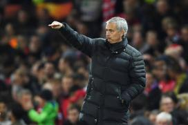 Premier League Title May Be Out of United's Reach, Says Jose Mourinho