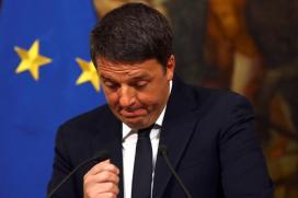 Matteo Renzi to Resign as Referendum Rout Tips Italy into Turmoil