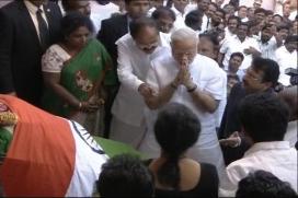 India Mourns Jayalalithaa's Death; PM Narendra Modi Pays Tributes