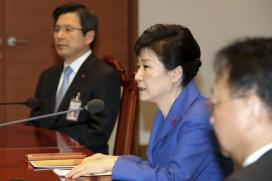 South Korea's President Loses Power But Keeps Title, House, Salary