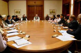 Cabinet Commits Rs 9,000 Cr More to Irrigation, Approves New Metro Policy