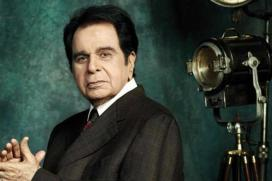 Dilip Kumar Shares Photo From Hospital, Says He Is Feeling Much Better Now