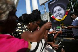 280 People Have Died of Shock Over Jayalalithaa's Death: AIADMK