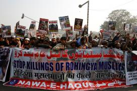 India's Indira Jaising to Lead UN Probe Into Rohingya Crackdown