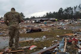 Powerful Storms Kill at Least 18 in Southeast US