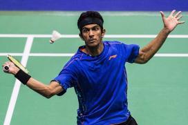 BWF World Championships: Jayaram Wins; Sameer, Rituparna Bow Out