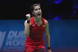 Japan Open: Carolina Marin Knocks Out Saina Nehwal