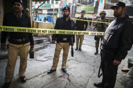 Pakistan Bomb Blast: 8 Dead, 20 Injured in Lahore Explosion