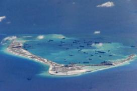 China Finishing South China Sea Buildings That Could House Missiles: US Officials