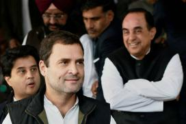 Priyanka Gandhi Will Flop Like Brother Rahul, Says Swamy