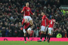 Zlatan Ibrahimovic Unperturbed by Outside Pressure