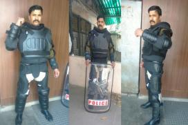 Expecting 'Bloody' Summer, CRPF Shops for Pellet Guns for Valley Duty