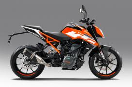 New KTM Duke 390, Duke 250, Duke 200 Launched; Prices Start at Rs 1.43 Lakh