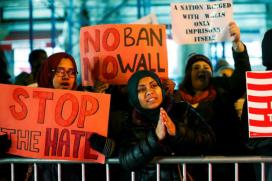 Trump's Revised Travel Ban, Targets Same Seven Muslim Countries