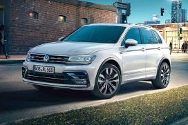 Volkswagen Tiguan SUV Launched in India for Rs 27.68 Lakhs