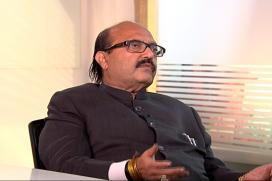 Mulayam Scripted SP Family Feud Drama to Benefit Son: Amar Singh