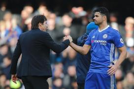 Conte Thanks Departing Costa For His Contribution