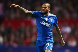 Dani Alves Confirms Juventus Departure