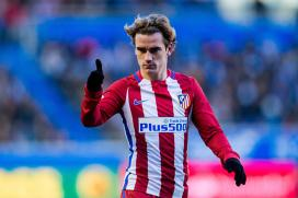 Antoine Griezmann Says 6/10 He Will Be at Manchester United Next Season