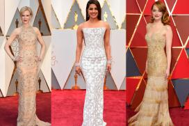 Oscars 2017 Red Carpet: Priyanka, Nicole, Emma Are Here To Turn Around The Fashion Game