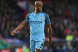 Champions League: Manchester City to Miss Kompany Against Monaco