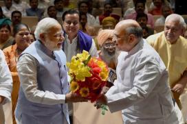 Modi's Winning Chariot Will Arrive in Gujarat as Well: Amit Shah