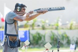 ISSF World Cup: Ankur Mittal Wins Double Trap Gold in Mexico