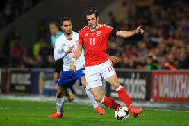 Gareth Bale Seeks World Cup Lift-off Against Ireland