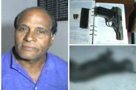 Retired Babu Shoots Dog Dead For Barking at Him While on a Walk