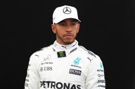 Formula 1: Lewis Hamilton Bosses Season's First Practice