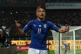 World Cup Qualifiers: Flares Can't Halt Italy as Immobile Helps Down Albania