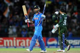 Cricket With Arch-rivals Pakistan Back on BCCI Radar