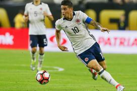 World Cup Qualifiers: James Rodriguez Causes Middle Finger Storm