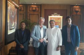 Luis Norton De Matos Appointed New Head Coach of India U-17 Football Team