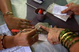 Polling Underway in Nandyal, Bawana, Valpoi and Panaji Bypolls
