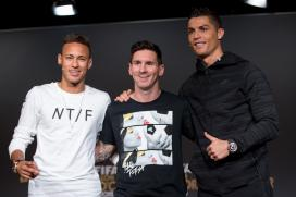 Cristiano Ronaldo, Lionel Messi, Neymar on FIFA Best Player Shortlist