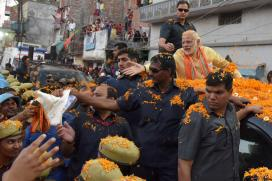 PM Narendra Modi's Varanasi Visit: Project Announcements to Pave Way for 2019 Polls