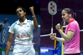India Open 2017: PV Sindhu, Saina Nehwal Storm Into Second Round