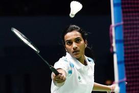 Badminton Asia Championships: PV Sindhu Sails Into Quarters